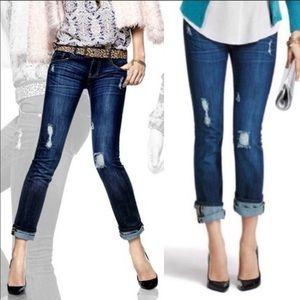Cabi jeans slim boyfriend